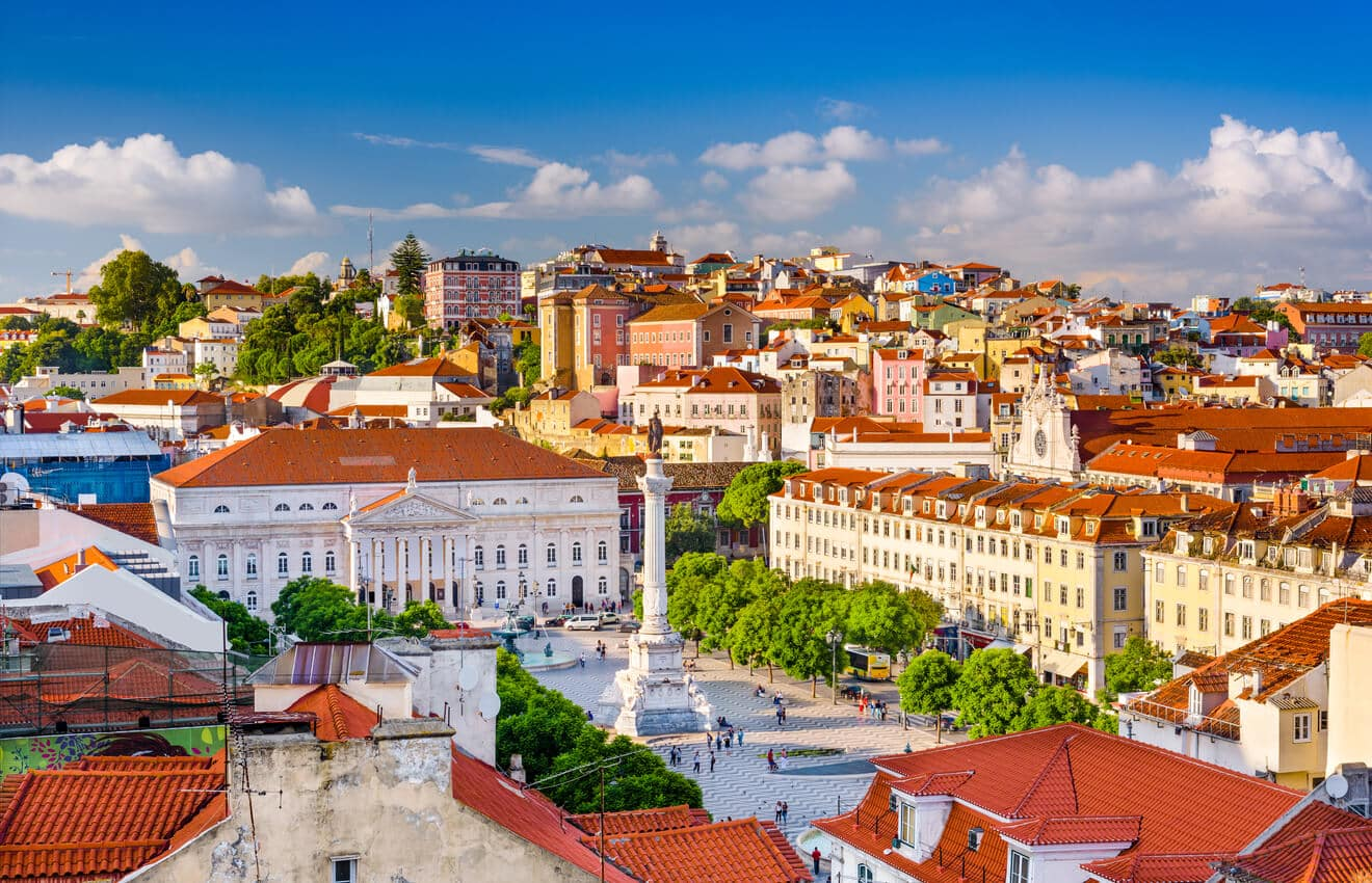 Best Cities to Live in Europe, Lisbon, Portugal