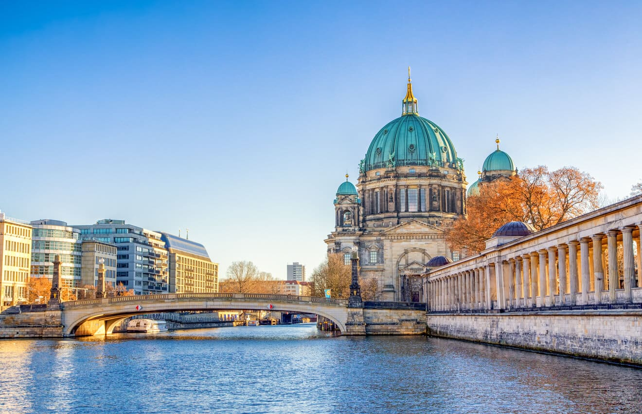 Best Places to Live In Europe, Berlin, Germany