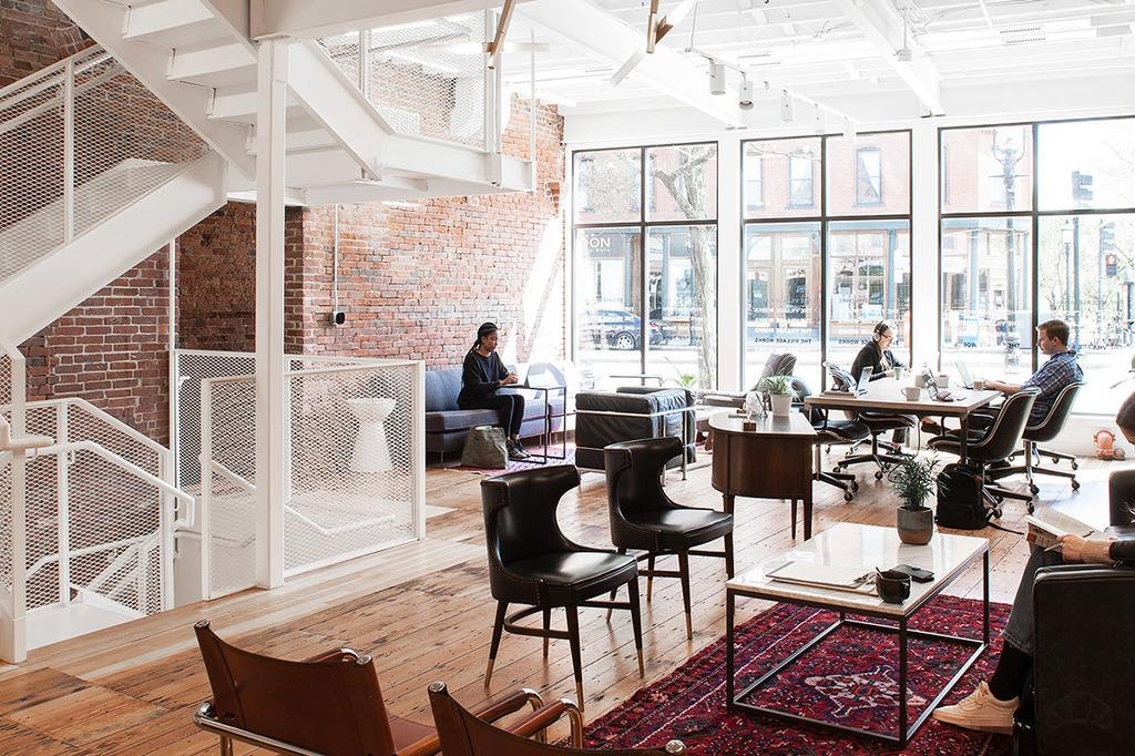 Find Coworking Space Apps Croissant Coworking