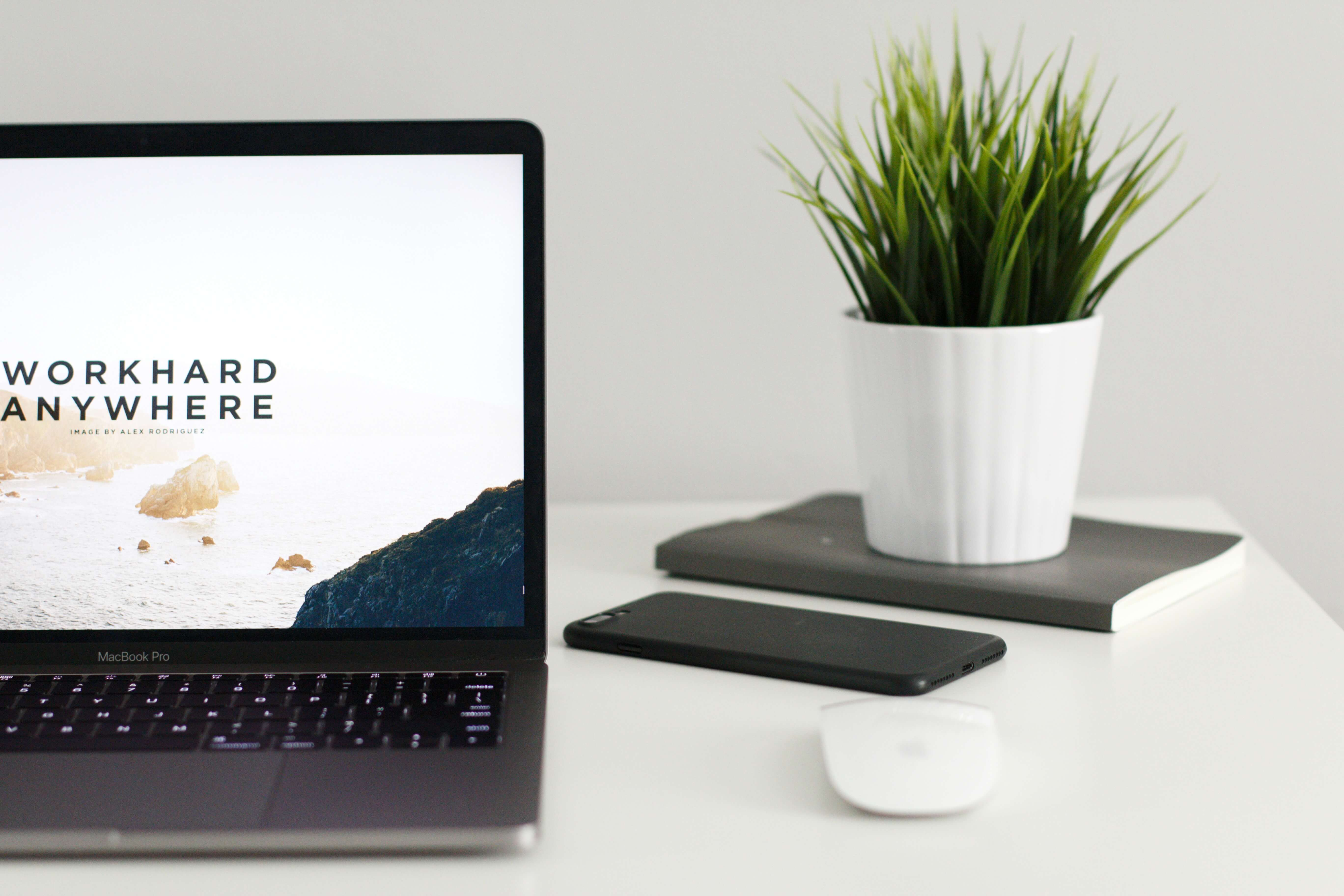 Find Coworking Space Apps - WorkHard Anywhere