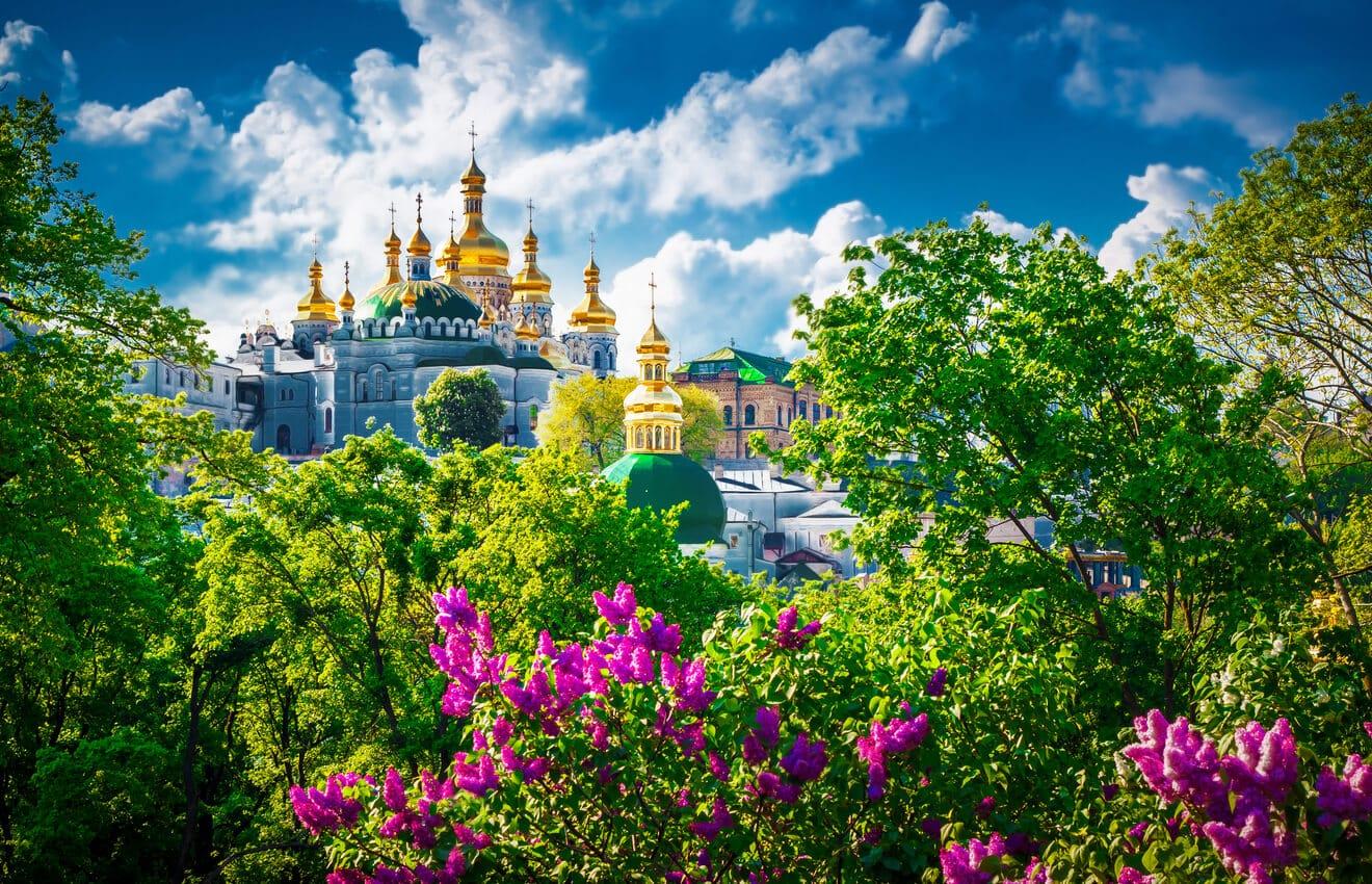 Non-Schengen Countries for Digital Nomads, Ukraine, Kiev