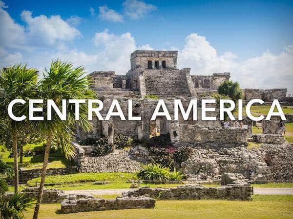WiFi Tribe Central America