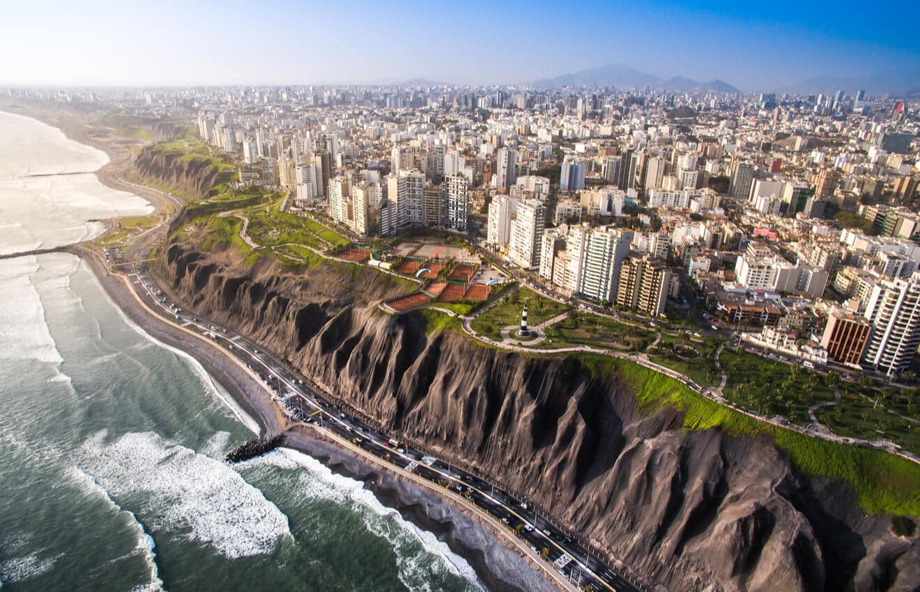 Best cities to live in South America, Lima, Peru