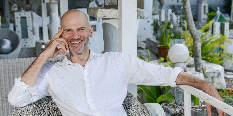 David Abraham is the co-founder of Outpost, a network of coliving, coworking and social spaces in Bali and Cambodia.