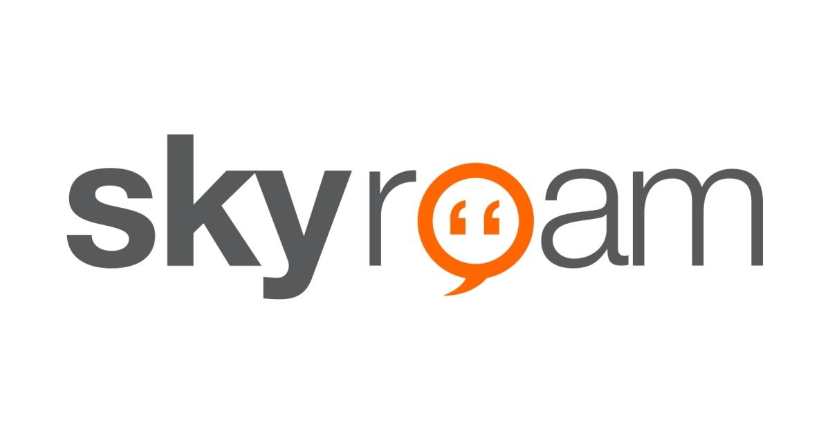 SkyRoam logo